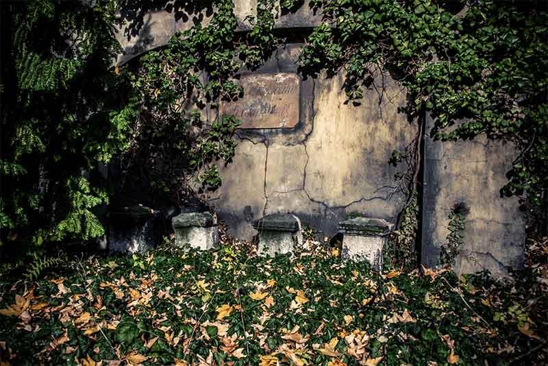 Begraafplaats Friedenskirche Jena